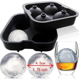 regular 4 ball ice mold