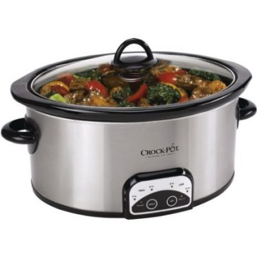 10 Best programmable slow cooker for on the go lifestyle