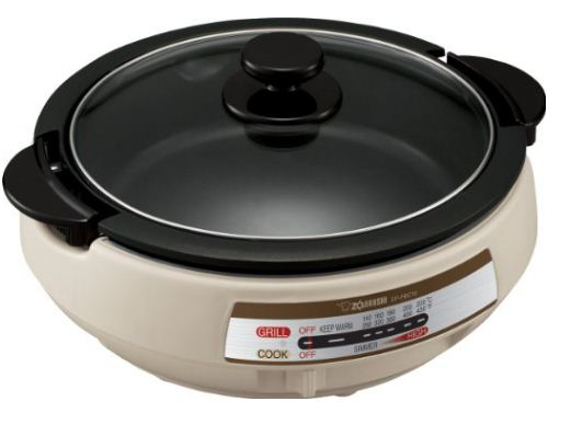 Portable Electric Skillets which Lasts 4 Times Longer-expert-electric-skillet-1