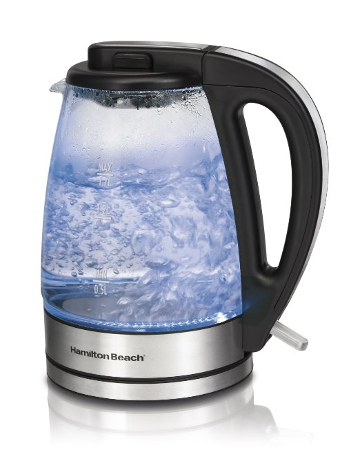 Best Electric Kettle to Heat Water Faster-hamilton