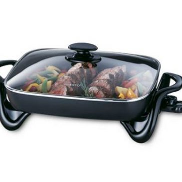 Best 10 Portable Electric Skillets which Lasts 4 Times Longer
